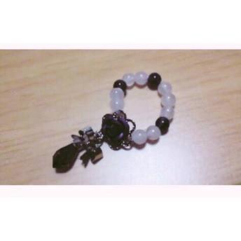 紫薔薇指輪
