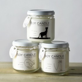 Soy Candle(ソフトソイ100%)