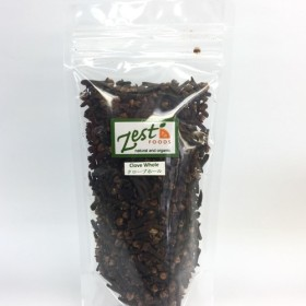 zest-foods クローブホール Clove Whole 100g