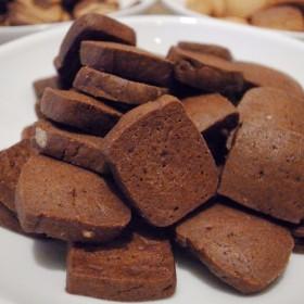 ☆さんかく袋から飛びだしたチョコクッキーお徳用☆