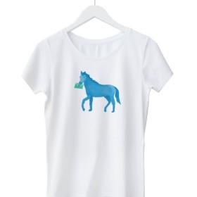 馬からの手紙 レディース Tシャツ