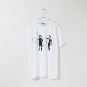 Surfing winter Tシャツ