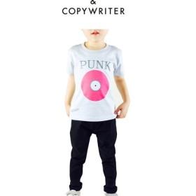 レコード PUNK(KIDS)Tシャツ