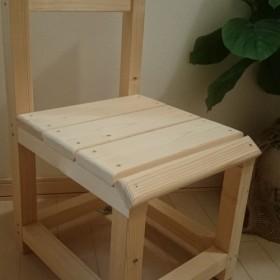 キッズチェア 木製 子供用椅子