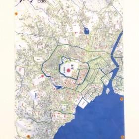 江戸東京クリアファイル