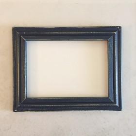 Original frame オールドネイビー×イエロー no.1(オリジナルフォトフレーム)