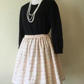 da38cca1ad3e3 ピンクのフクロウ柄 スカート 通販 LINEポイント最大1.0%GET