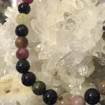 天然石 トルマリン ブレスレット