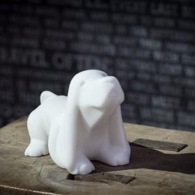 Laifuシリーズ 「スマートバジデュドゥ」 - 犬モデル石造りペーパータウン
