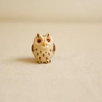 陶器のオオコノハズク