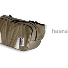 【受注生産】 hasram. WAIST BAG HR-L1006 (Gray)
