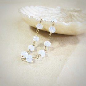 opal white bracelet