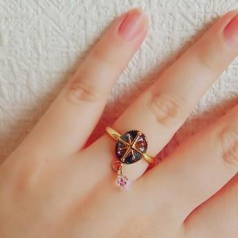 Asterisk Ring(GALAXY)