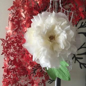 安い!花びら一重・ジャイアントペーパーフラワー