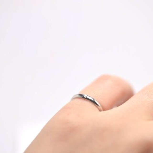 【6号 3.5号限定】ダイヤモンドリング