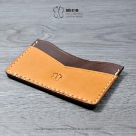 MICOクレジットカードセット/旅行カードセット(浅いフォーカスティーティー+)[カスタムオーダー]