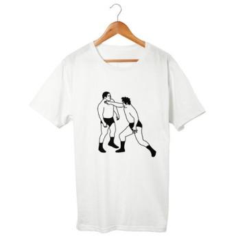 プロレスTシャツ チョップ(5.6oz)