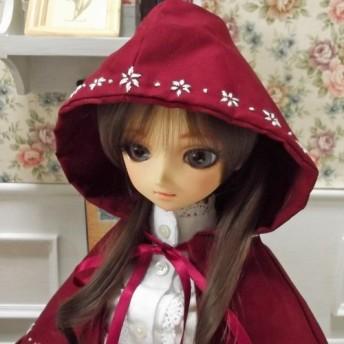 SD、SD13サイズドレス赤ずきん(ミディスカート)