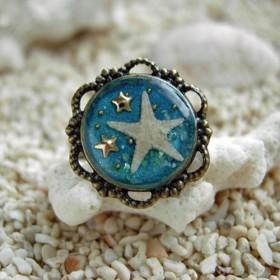 海の星のリング