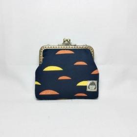 口金の包装シートオレンジオレンジスライス+ +