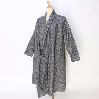 彦太謹製 正絹 紬 はおりジャケット JK10171