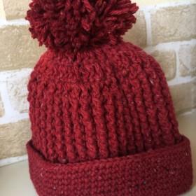 ボンボン ︎ニット帽 ︎