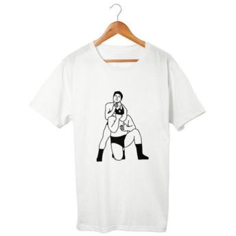 プロレスTシャツ チョークスリーパー(5.6oz)