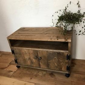 cabinet ;TV rack ⁑ W58: DB キャビネット*テレビ台