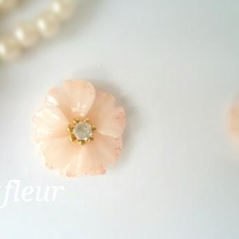 サクラサク 桜の春色ピアス/イヤリング