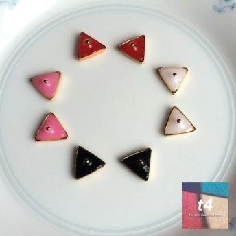 大人ドレスアップ・かわいい シンプルプチ三角(ピアス・イヤリング)