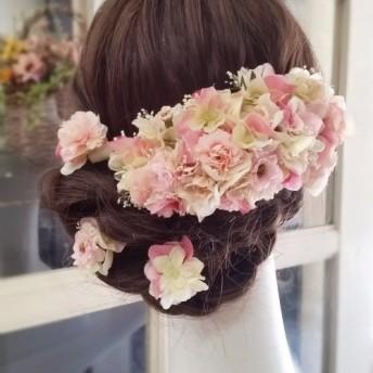 缶入り髪飾り(MS-WPP)