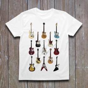 GUITARS Tシャツ #3