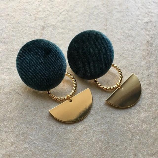 ゴージャス earrings