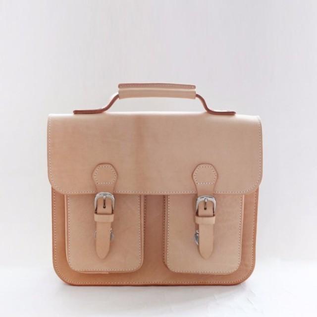 d77678602282 本革手作りのクラシックレザーバックパックかばんショルダーバッグ小さな(JD001014-001S