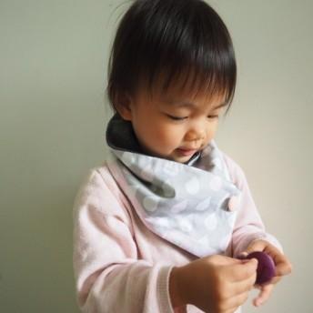 手作りのネックウォーマー スカーフ 子供用・大人用