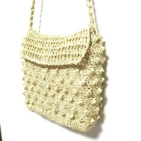 【期間限定セール5月末まで】ポコポコキラキラなハンドバッグ
