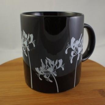 Honeysuckle Flower Mug