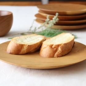 山桜のお皿:φ210:パン皿