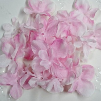 あじさいの花びら パーツ 7番 ふわりパステルピンク
