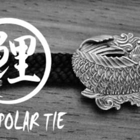 KOI no POLAR TIE / 鯉のループタイ