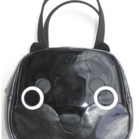 柴犬のミニボストン かわいい 軽量 トート レディース メンズ 犬柄 エナメル お散歩バッグ