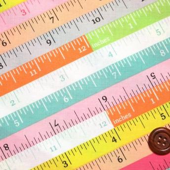 USAコットン moda Sew & Sew Measuring tape