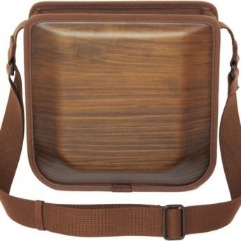 monacca-bag postman ブラウン