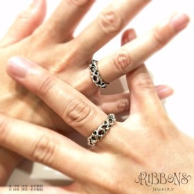 【受注製作】IBARA Ring 3号 28号:Silver925