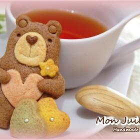 森のくま太郎 体に優しいみんな笑顔になるかわいいクッキー