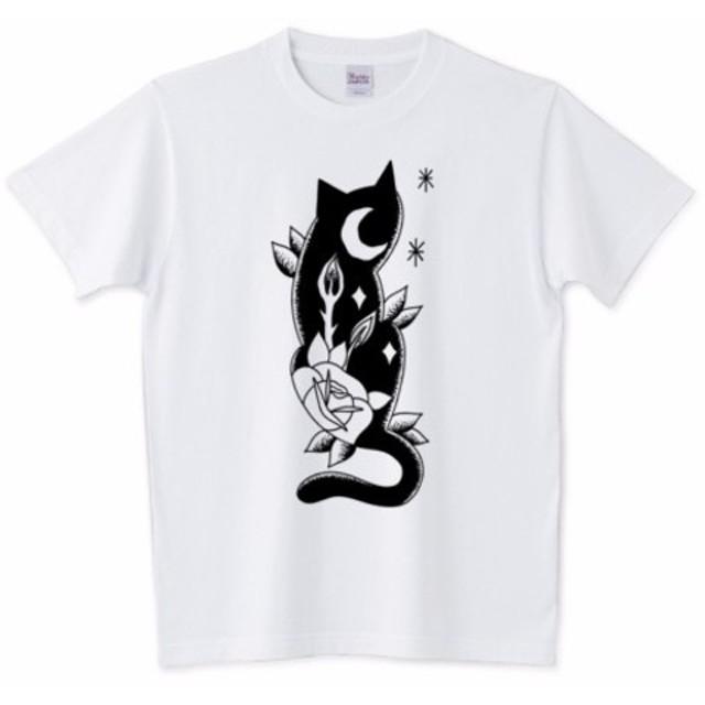 TRAD CAT Tシャツ レトロ ヴィンテージ クラシック