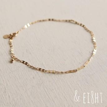 【再販】 - K10 - Square Bracelet