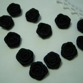 クロ巻き薔薇40個セット