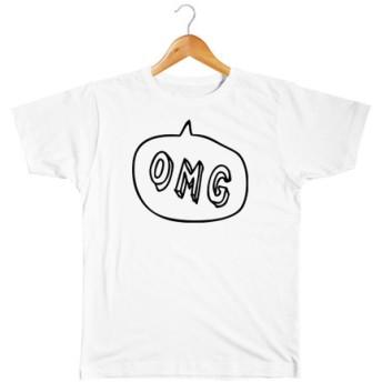 OMG キッズTシャツ