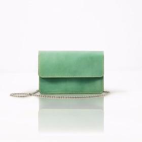 バゲットハンドバッグ。ハンドステッチレザー素材パック。 BSP057